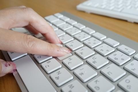 アイソレーションキーボードの打鍵感