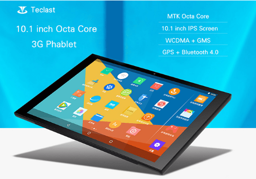 Teclast X10 3G Phablet スペック詳細参考画像