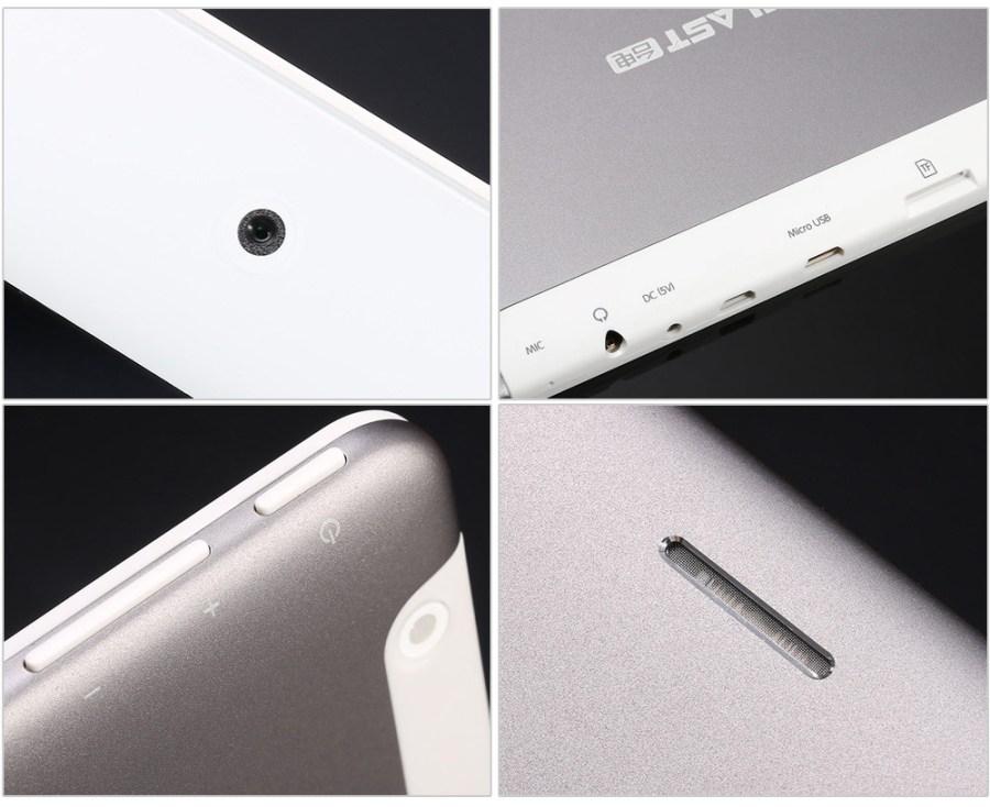 Teclast X98 Plus II 使用レビュー 外観の詳細参考写真