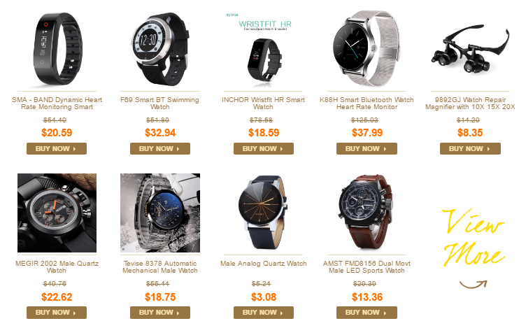 GearBest Fallセール 最大70%OFF 7