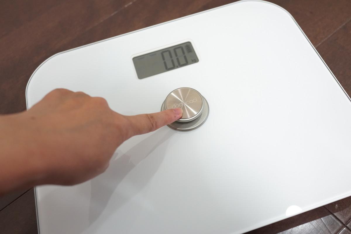 電池不要 dodocoolの自家発電する体重計が面白い 充電方法参考画像
