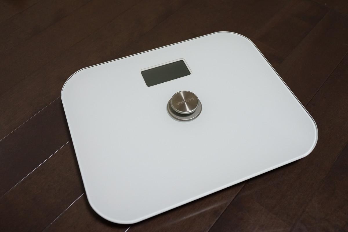 電池不要 dodocoolの自家発電する体重計が面白い 見た目の参考画像