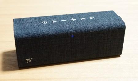 TaoTronics Bluetooth スピーカーレビュー リネン素材でおしゃれ!