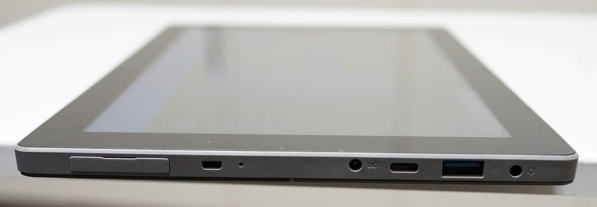 Teclast Tbook 16 Power 実機使用レビュー 左側面の外観参考画像