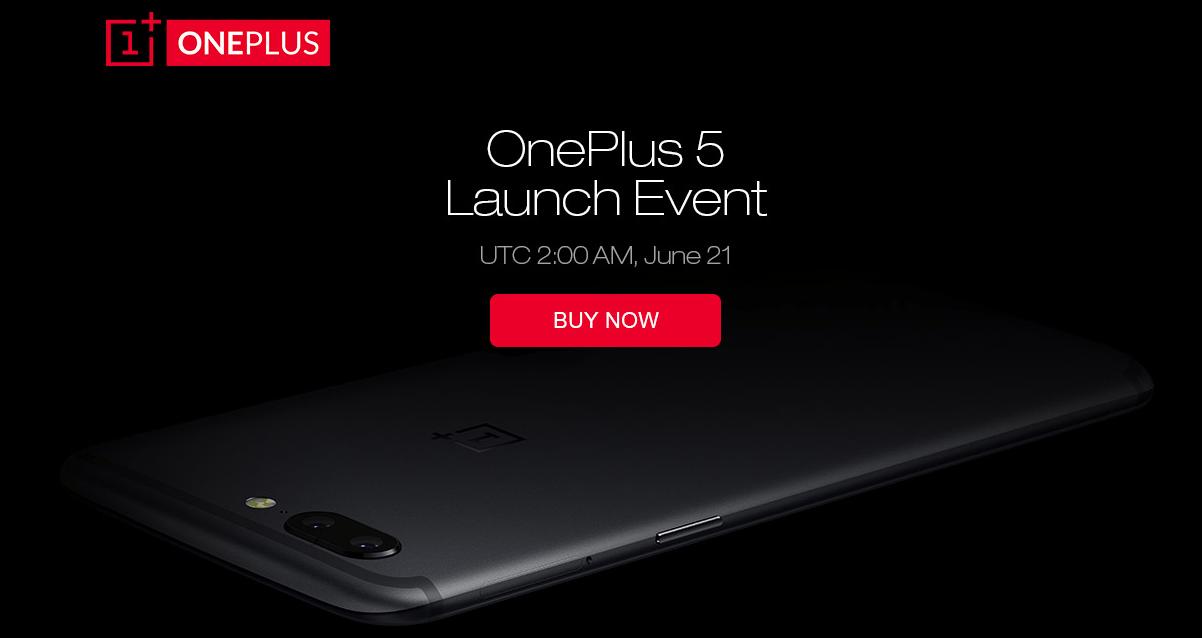 OnePlus5がGeekbuyingでプリセール中
