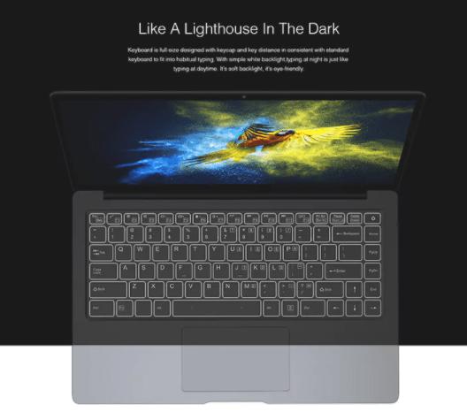 Chuwi LapBook Air Notebook 詳細参考画像