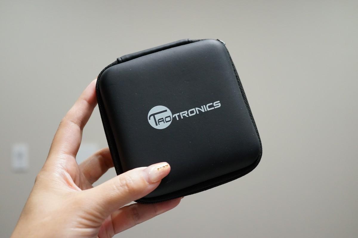 TaoTronics 耳かけ型BluetoothイヤホンTT-BH024レビュー IPX5防水&防汗・AptX接続!
