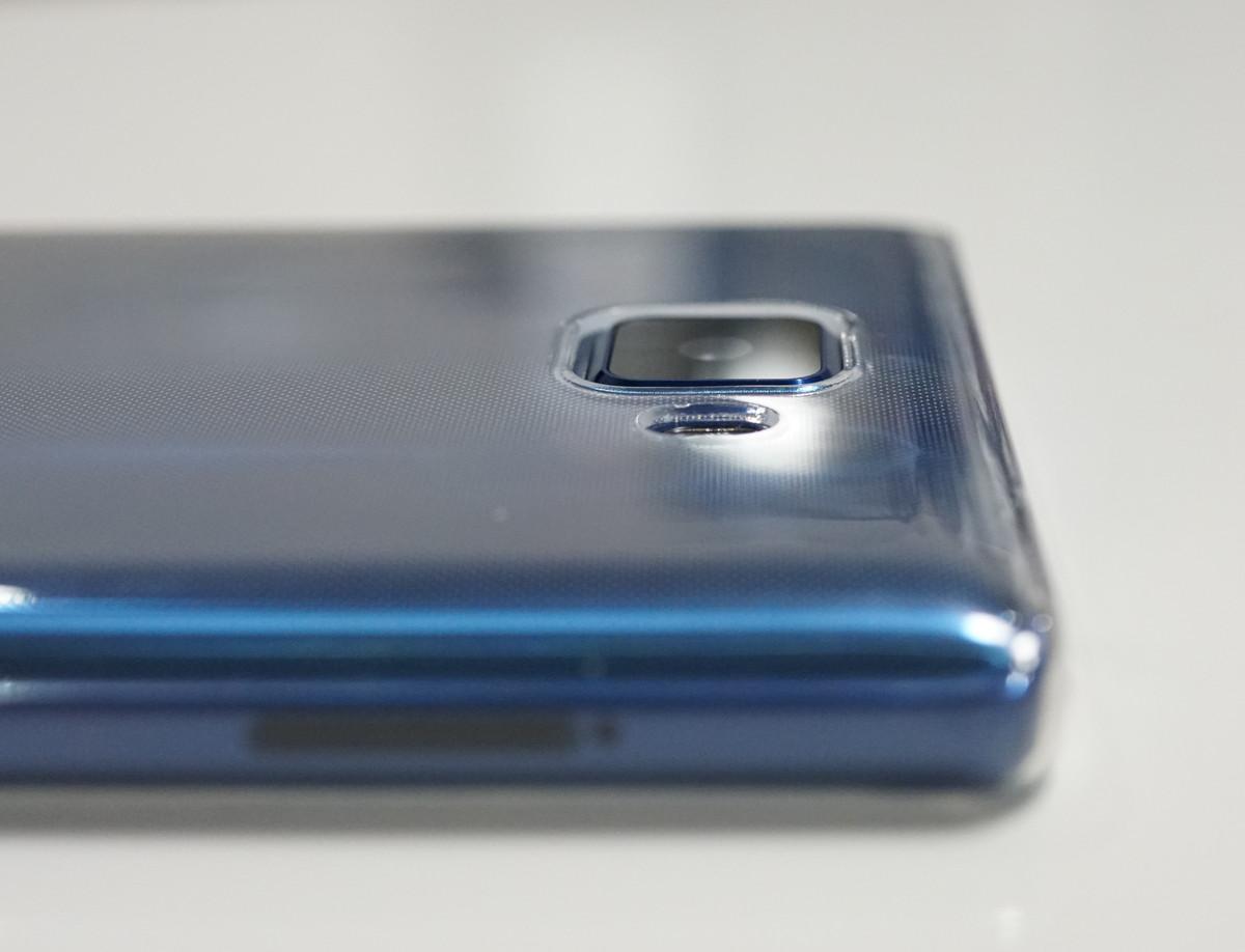 Elephone S8 実機レビュー 外観参考写真