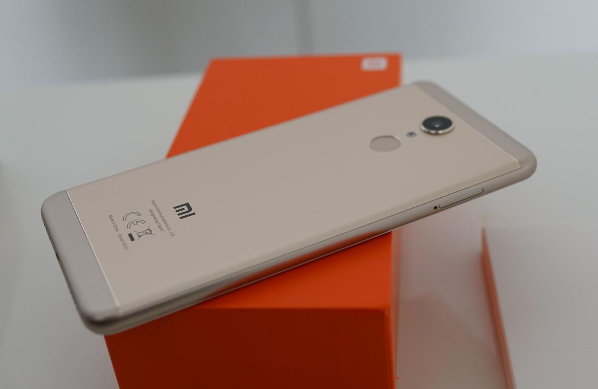 Xiaomi Redmi 5 実機レビュー