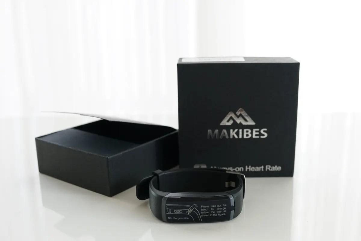 Makibes HR3 実機レビュー