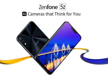 【クーポンで$499.99】ASUS zenfone 5Z スペックレビュー スナドラ845搭載でフルバンド対応