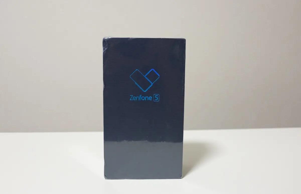 ZENFONE 5 ZE620KL 実機レビュー 外観参考写真