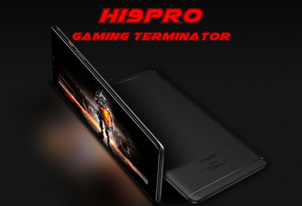 Chuwi Hi9 Pro Helio X20搭載8.4インチAndoroid8.0タブレットが先着30名$129.99でセール中!