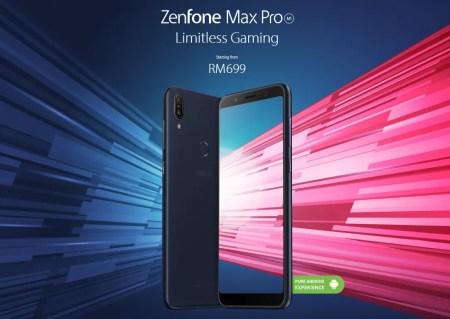 【セール価格$189.99】ZenFone Max Pro (M1) スペックレビュー B6/B19対応DSDV6インチスマホ