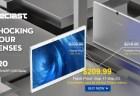 【クーポンで$179.99】Teclast T20 10.1インチ2K解像度でLTE対応のハイスペックAndroidタブレット