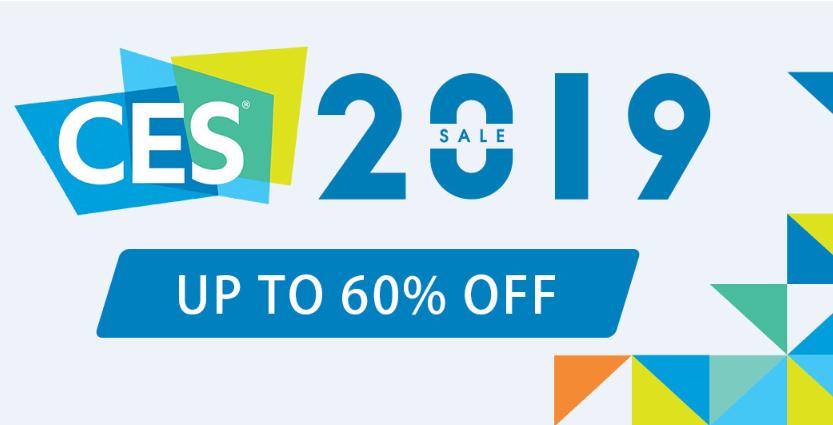 GeekBuyingのCES 2019 SaleでHUAWEI Mate 20 Proが$1299.99、VOYO i8が$174.99など!