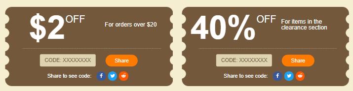 Geekbuyingで最大60%割引&SNSシェアで40%割引になるクーポン獲得可能なeaster saleが開催中 !