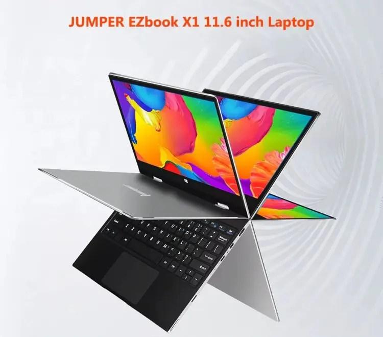 Jumper EZbook X1 N3350