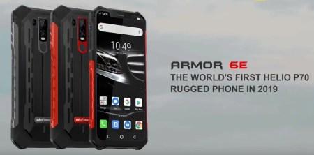 【セール価格$189.99】Ulefone Armor 6E スペックレビュー カメラやCPUの評価や対応周波数、割引クーポンなどまとめ