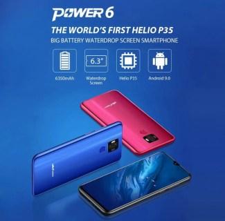 【セール価格$139.99】Ulefone Power 6 スペックレビュー CPU評価・割引クーポンなどまとめ