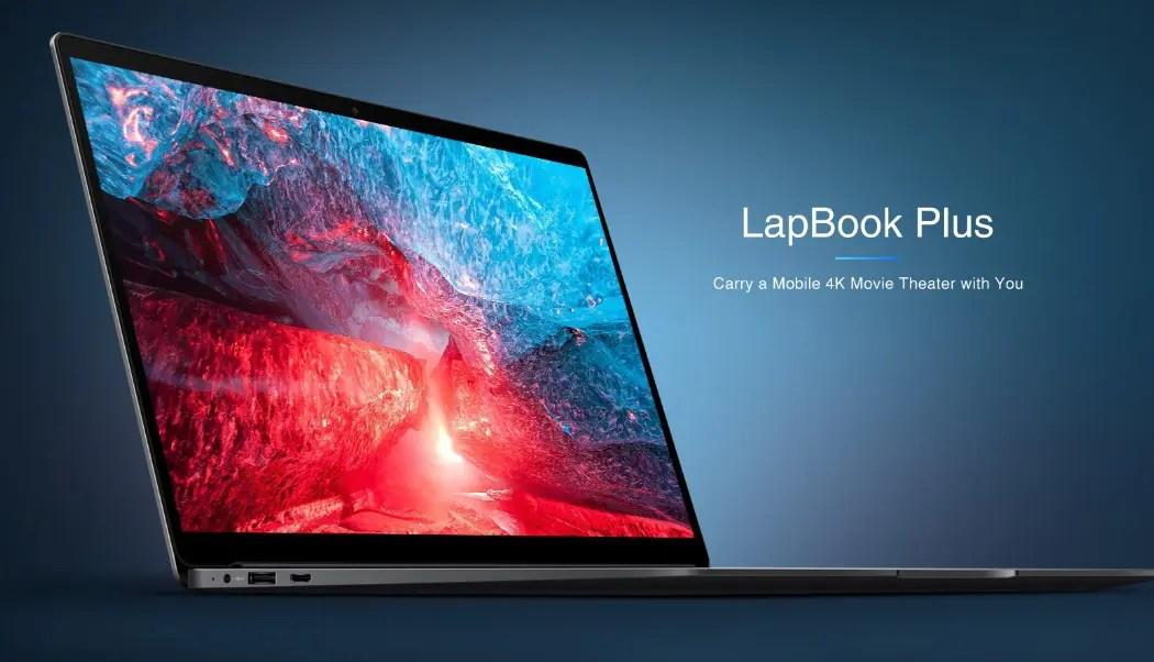 Chuwi Lapbook Plus スペックレビュー