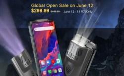 本日16時よりOukitel WP7のグローバルセールが開始!価格は299.99ドルから!