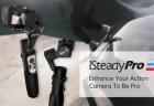 【セール価格$74.99】hohem iSteady Pro 3 アクションカメラ用ジンバルスタビライザー