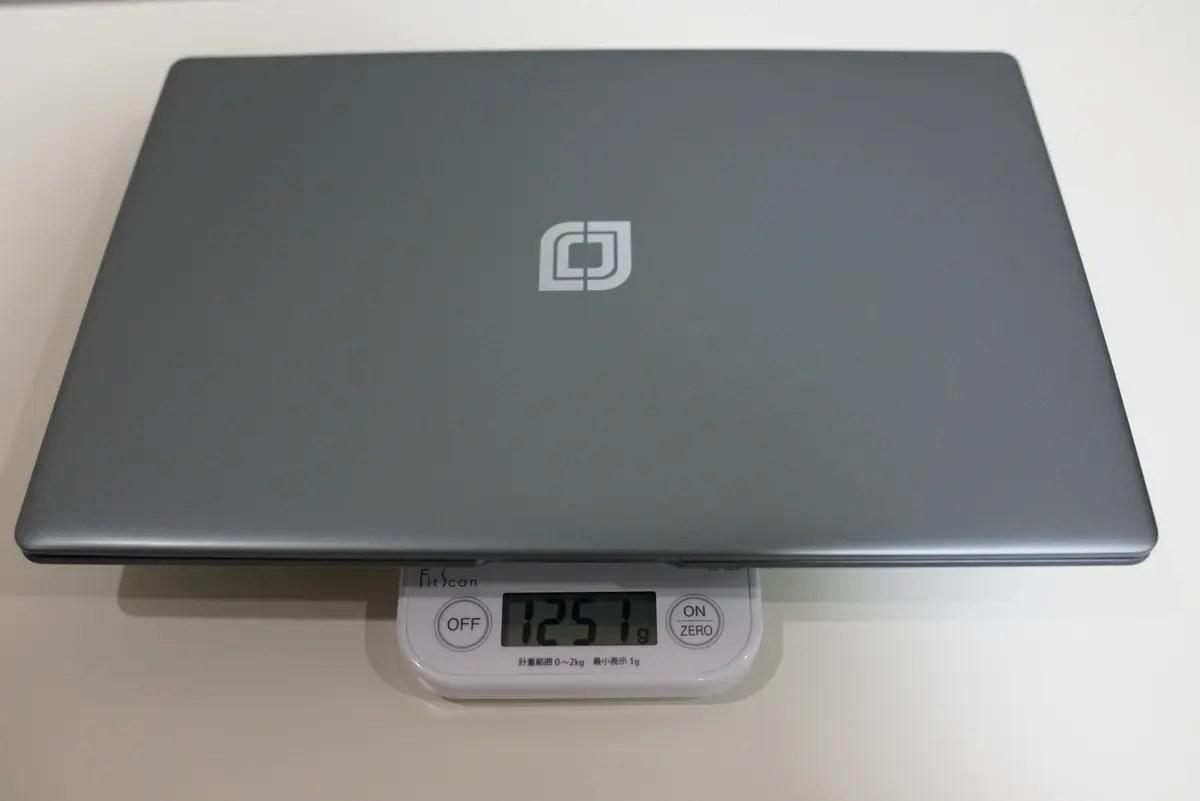 Jumper EZbook S5 レビュー 薄型軽量で14インチなのにモバイル性は抜群