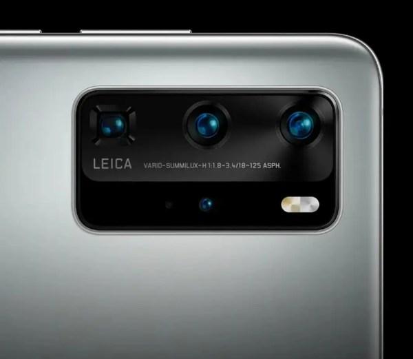 アウトカメラはLeicaウルトラビジョン クアッドカメラ