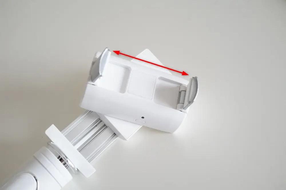 自撮り棒に追従機能がついたスマホ用スタビライザー FUNSNAP Capture Q レビュー