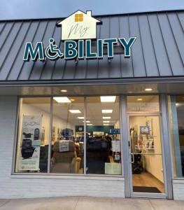 My Mobility Storefront at 1641 N. National Rd., Suite B, in Columbus, Indiana