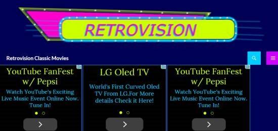 Retrovision - watch free movies online
