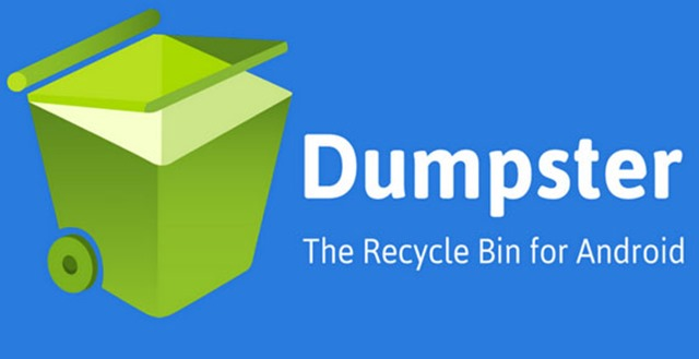 dumpster- Best Android Apps