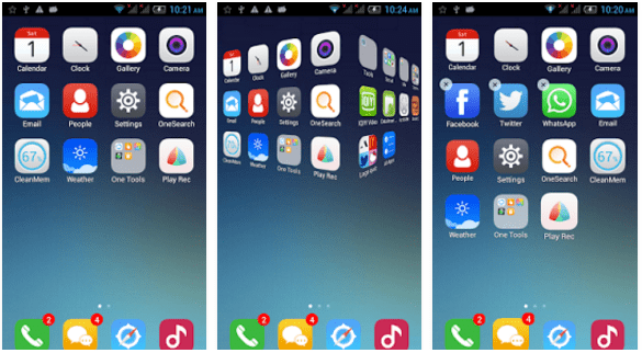 One Launcher - Best iOS Launchers