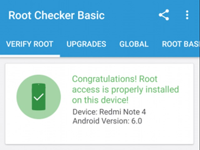 Rooted Redmi Note 4