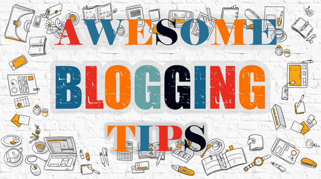 Awesome Blogging Tips