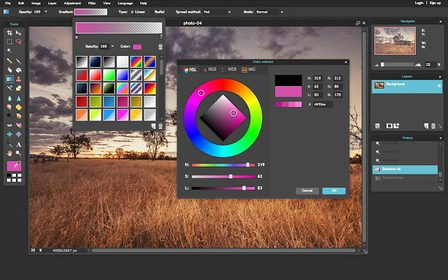 Pixlr Editor - Free Online Photo Editor Extensions