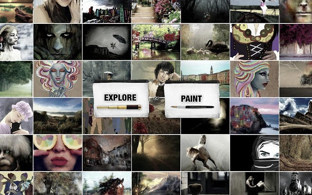 Psykopaint - Free Online Photo Editor Extensions