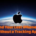 Track Your Lost iPhone or iPad Online Without a Tracking App