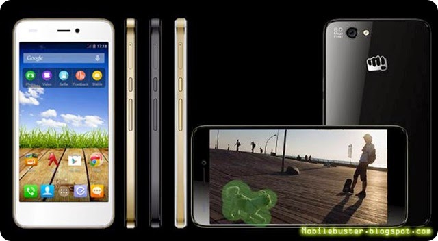 Micromax canvas Knight cameo mobilebuster.blogspot.com