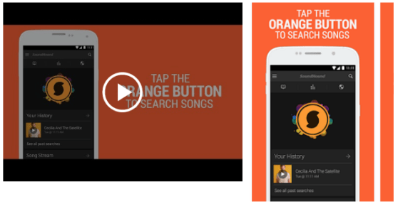 soundhound - Alternative to Shazam