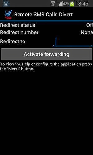 Call Forwarder Apps For Android Smartphone-smscall