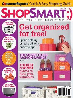ShopSmart Magazine Reveals Top Savings Websites & Phone Apps