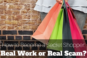How to Become a Secret Shopper