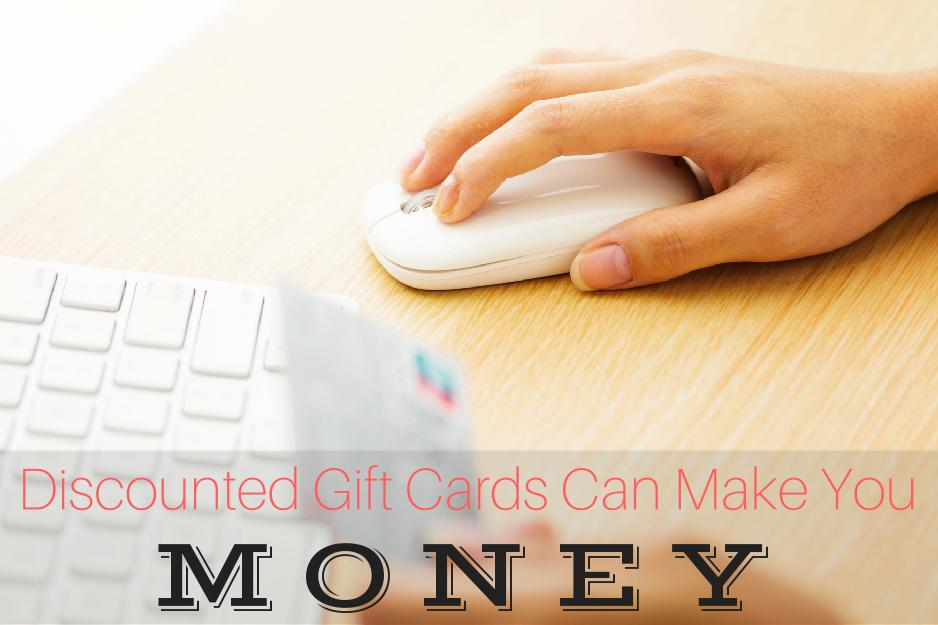 Discounted Gift Cards Can Make You Money With This Technique