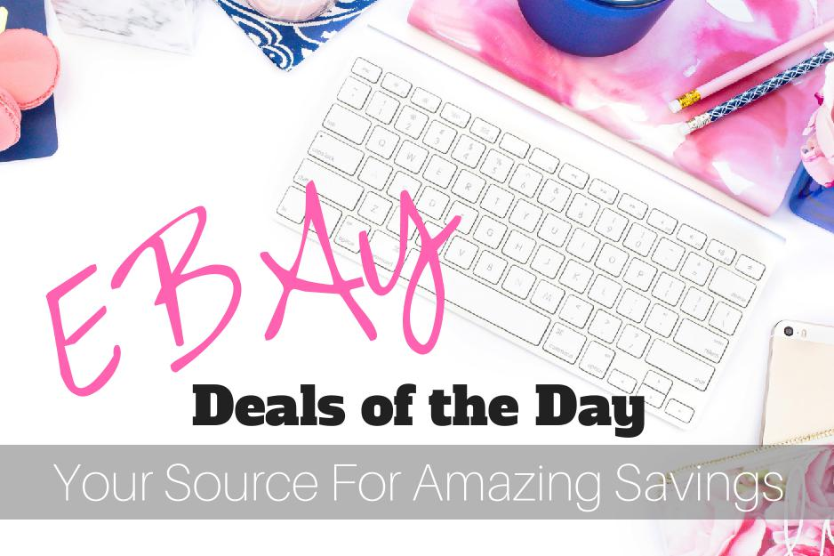 Ebay DEALS of The Day: Your Source For Amazing Savings on Ebay