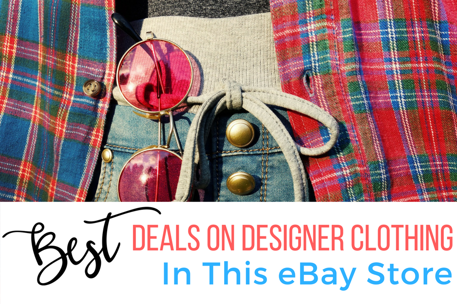 Best Deals on Designer Clothing in This Ebay Store