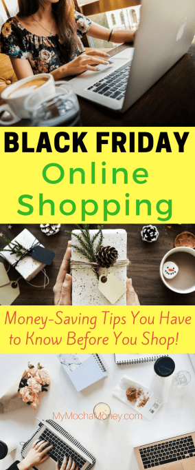 Black Friday Online Shopping Tips