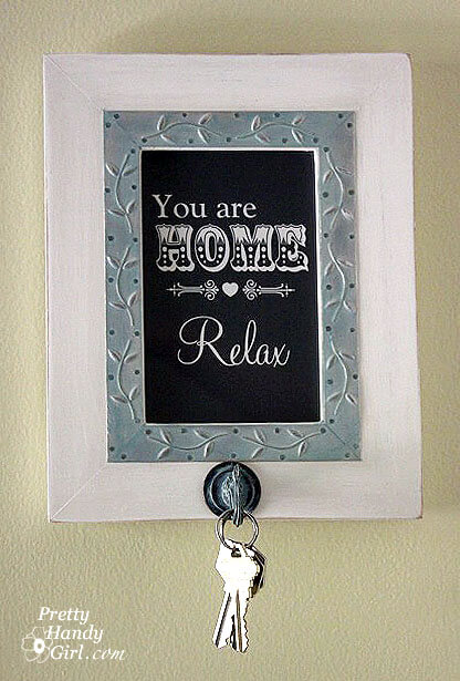 DIY Project Ideas to Make and Sell-DIY Key Holer