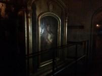 Door to the Gryffindor common room